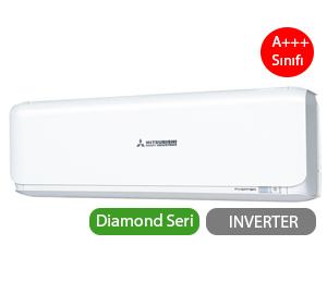 Mitsubishi Heavy SRK25ZSX-W(S) Diamond Serisi A+++ Enerji Sınıfı 9.000 BTU/h Inverter Klima