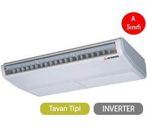 Mitsubishi Heavy FDE100VNVG Micro Inverter Tavan A Enerji Sınıfı 34.000 BTU/h Inverter Klima