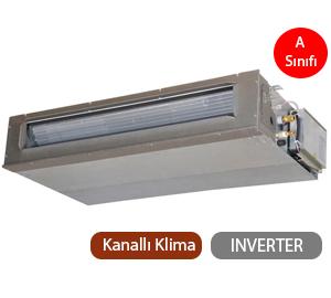 Mitsubishi Heavy FDUM140VSXVF Hyper Inverter Kanallı A Enerji Sınıfı 48.000 BTU/h Inverter Klima