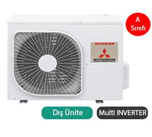 Mitsubishi Heavy SCM40ZS-S Multi Inverter Dış Ünite A Enerji Sınıfı Inverter Klima