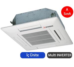 Mitsubishi Heavy FDTC25VF Multi Inverter Kaset Tipi İç Ünite A Enerji Sınıfı 9.000 BTU/h Inverter Klima